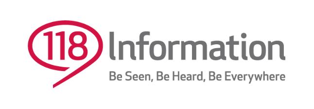 118 Information Logo