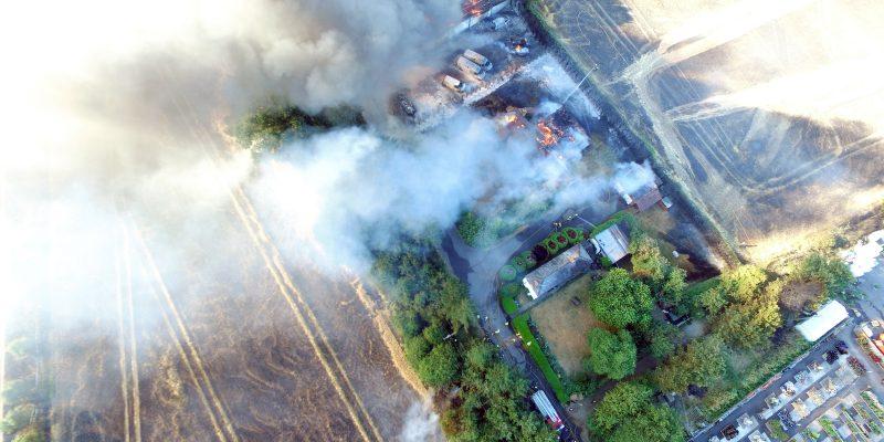 Marlow fire