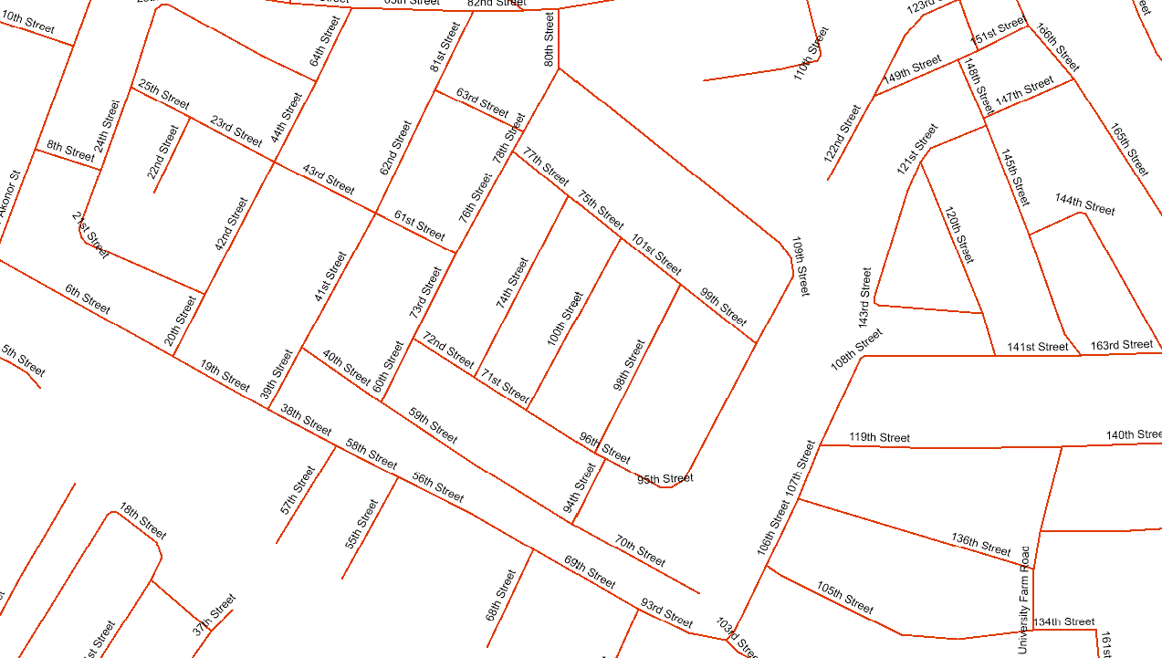 named-street-segments